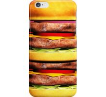 iPhone Burger Lover's Case iPhone Case/Skin