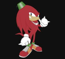 Knuckles, in a fez. nuff said by NJ72