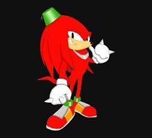 Knuckles, in a fez. nuff said Unisex T-Shirt