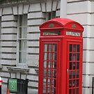 Phone box by Aaron  Wahab