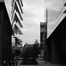 London street  by Aaron  Wahab