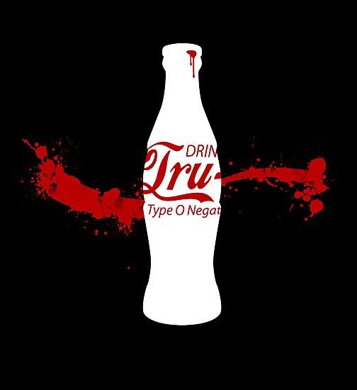 Drink Tru Blood by KentZonestar