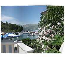 Captivating Cavtat - Southern Croatia. Poster