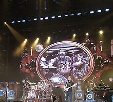 Rush snakes and arrows tour 2010 by NJ72