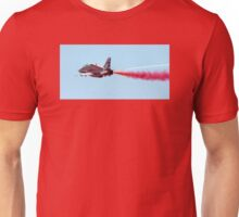 Red Arrows Hawk 2015 Unisex T-Shirt