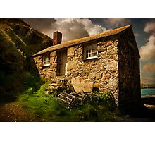 Cove House Photographic Print