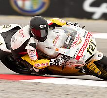 MAXIME BERGER at Miller Motorsports park 2012 by corsefoto