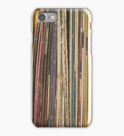 Records iPhone Case/Skin