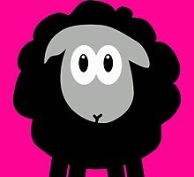 Little Black Sheep by OneBlackSheep