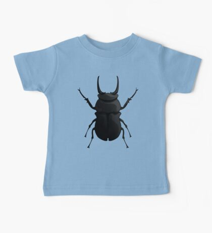 There's Something On Your Back Baby Tee