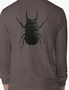 There's Something On Your Back Long Sleeve T-Shirt