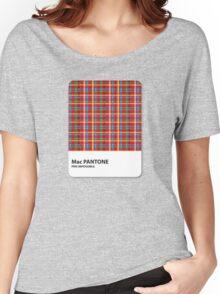 Mac Pantone Women's Relaxed Fit T-Shirt