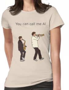 I can call you Betty Womens Fitted T-Shirt
