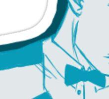 Eddie Gluskin Headshot Sticker