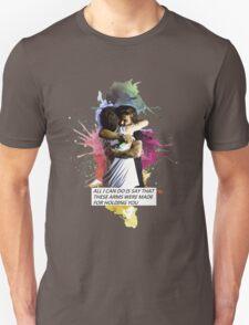 larry hug watercolor T-Shirt