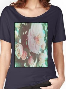 Crabapple Blossoms with Flare™ Women's Relaxed Fit T-Shirt