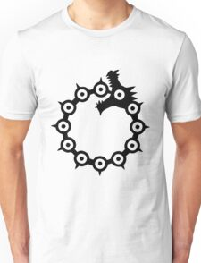 The Seven Deadly Sins - The Dragon Sin of Wrath (Black) Unisex T-Shirt