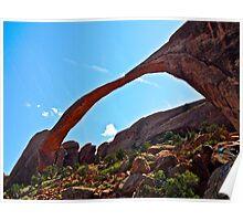 Grand Arch- Landscape Arch Poster