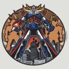 Los Robots Gigantes: It Begins by JoesGiantRobots