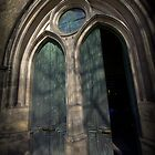 Chapel Door by Craig Oatway