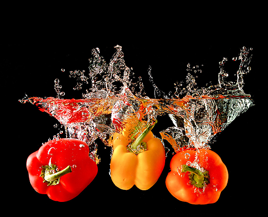 A Splash Of Peppers by Patricia Jacobs CPAGB LRPS BPE3
