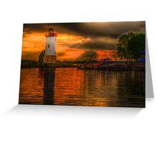 Lighthouse Wonders Greeting Card