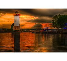 Lighthouse Wonders Photographic Print