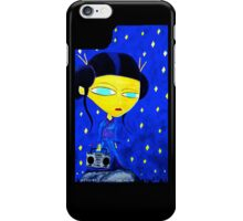 GEISHA ROCK iPhone Case/Skin