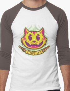 Cheshire Originals - Vintage Tutti Frutti Men's Baseball ¾ T-Shirt