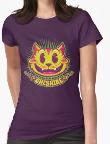 Cheshire Originals - Vintage Tutti Frutti Womens Fitted T-Shirt