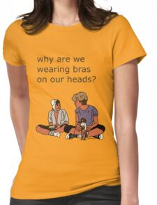 It's ceremonial! Womens Fitted T-Shirt