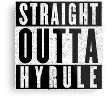 Hylian with Attitude Metal Print