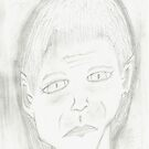 Pencil work of face's (4) by StuartBoyd