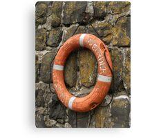 Buoyancy Aid Canvas Print