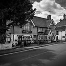 The Greyhound Pub: Lingfield, Surrey, UK. by DonDavisUK