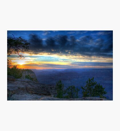The Grand Canyon Sunset Photographic Print