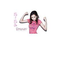 Nina Dobrev - Vampire Diaries by st09dr528