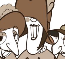 Les Triplettes de Belleville Sticker