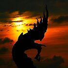 Naga by Giovanni Costa
