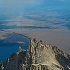Top of Grand Teton Eastward by EarthPhoenix