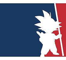 Goku by major-league