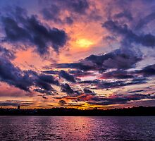 Sunset colors by LudaNayvelt