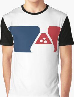 Test Tube Bad Graphic T-Shirt