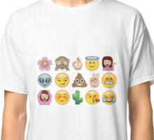 Random emoji's whatsapp Classic T-Shirt