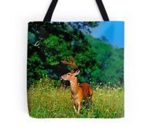 """""""Welcome to My World"""" Tote Bag"""