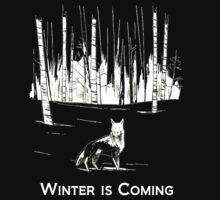 Winter is Coming by best-designs