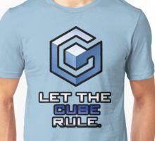 "Gamecube: ""Let The Cube Rule"" Shirt Unisex T-Shirt"