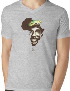 Thomas Sankarafrica Mens V-Neck T-Shirt