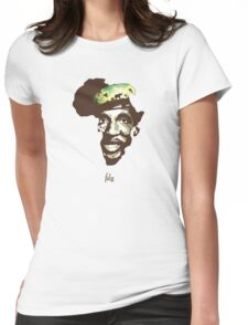 Thomas Sankarafrica Womens Fitted T-Shirt