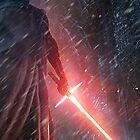 Kylo Ren Star Wars by Zakker69